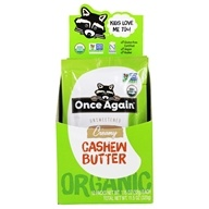 Once Again - Organic Cashew Butter - 10 Pack(s)