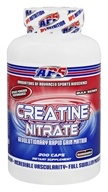 APS Nutrition - Creatine Nitrate Bulk Series Revolutionary Rapid Gain Matrix - 200 Capsules