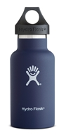 Hydro Flask - Stainless Steel Water Bottle Vacuum Insulated Standard Mouth Cobalt - 12 oz.