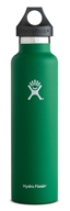 Hydro Flask - Stainless Steel Water Bottle Vacuum Insulated Standard Mouth Forest - 24 oz.