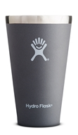 Hydro Flask - Stainless Steel True Pint Vacuum Insulated Graphite - 16 oz.