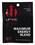 Uptime Industries - Maximum Energy Blend - 3 Tablets