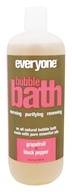 EO Products - Everyone Bubble Bath Grapefruit + Black Pepper - 20.3 oz.