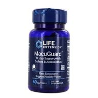 Life Extension - MacuGuard Ocular Support with Astaxanthin - 60 Softgels
