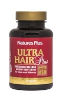 Nature's Plus - Ultra Hair Plus - 60 Tablets