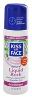 Kiss My Face - Liquid Rock Roll-On Deodorant Peaceful Patchouli - 3 oz.
