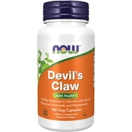 NOW Foods - Devil's Claw root 500 mg. - 100 Capsules