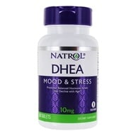 Natrol - DHEA 10 mg. - 30 Tablets
