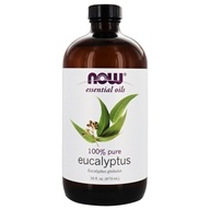 NOW Foods - Eucalyptus Oil - 16 oz.