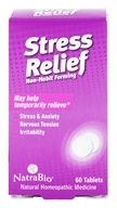 NatraBio - Stress Relief - 60 Tablets
