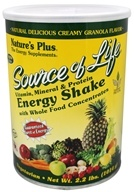 Nature's Plus - Source Of Life Energy Shake - 2.2 lbs.