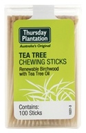 Thursday Plantation - The Original Australian Tea Tree Chewing Sticks - 100 Stick(s)