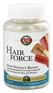 Kal - Hair Force - 60 Capsules