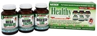 Natren - Healthy Start Kit Dairy Free - 90 Capsules