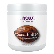 NOW Foods - Cocoa Butter - 7 oz.