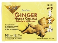 Prince of Peace - Instant Ginger Honey Crystals - 10 Bags