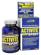 MHP - Activite Sport Multi-Vitamin Enzyme Activated Timed Release - 120 Tablets
