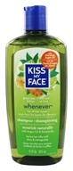 Kiss My Face - Shampoo Whenever Everyday Use Green Tea & Lime - 11 oz.