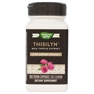 Nature's Way - Thisilyn Standardized Milk Thistle Extract - 100 Vegetarian Capsules