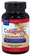 NeoCell - Super Collagen +C Tablets 6000 mg. - 120 Tablets