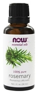 NOW Foods - Rosemary Oil - 1 oz.