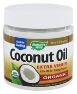Nature's Way - Organic Pure Extra Virgin Coconut Oil - 16 oz. LUCKY PRICE