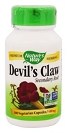 Nature's Way - Devil's Claw Secondary Root 480 mg. - 100 Capsules