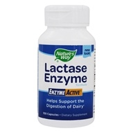 Nature's Way - Lactase Enzyme 690 mg. - 100 Capsules