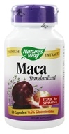 Nature's Way - Maca Standardized Extract - 60 Capsules