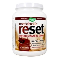 Nature's Way - Metabolic Reset Hunger Control Weight Loss Shake Chocolate - 630 Grams