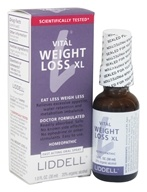 Liddell Laboratories - Vital Weight Loss XL Homeopathic Oral Spray - 1 oz.