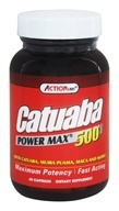 Action Labs - Catuaba Power Max 500 - 60 Capsules