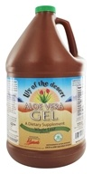 Lily Of The Desert - Aloe Vera Gel Whole Leaf Organic Gallon - 128 oz.