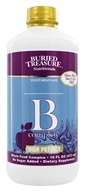 Buried Treasure Products - Vitamin B Complete High Potency - 16 oz.