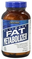 Biochem by Country Life - Ultimate Fat Metabolizer - 90 Tablets