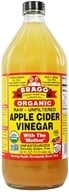 Bragg - Organic Apple Cider Vinegar with Mother - 32 oz.