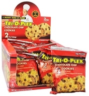 Chef Jay's - Tri-O-Plex Cookies Chocolate Chip - 2 Pack(s)