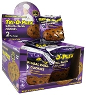 Chef Jay's - Tri-O-Plex Cookies Oatmeal Raisin - 2 Pack(s)