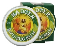Badger - Anti-Bug Balm Citronella & Rosemary - 0.75 oz.