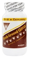 O-W & Company - Bionics - Cloves Fresh Ground - 100 Capsules