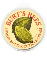 Burt's Bees - Cuticle Creme Lemon Butter - 0.6 oz.