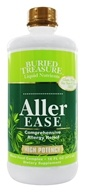 Buried Treasure Products - Aller Ease Comprehensive Allergy Relief High Potency - 16 oz.