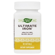 Enzymatic Therapy - Ultimate Iron - 90 Softgels