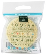 Earth Therapeutics - Loofah Complexion Discs--3 Pack