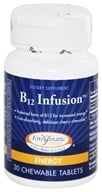 Enzymatic Therapy - B-12 Infusion - 30 Chewable Tablets (Formerly Bioactive-B12)