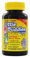 Good 'N Natural - Little Buddies Children's Chewable Multi-Vitamin with Calcium Delicious Berry Flavor - 60 Chewable Tablets