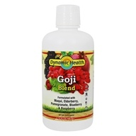 Dynamic Health - Goji Juice Superfruit Antioxidant Supplement - 32 oz.