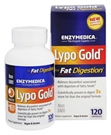 Enzymedica - Lypo Gold - 120 Capsules