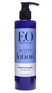EO Products - Body Lotion French Lavender - 8 oz.