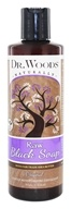 Dr. Woods - Shea Vision Castile Soap With Organic Shea Butter Pure Black Soap - 8 oz.